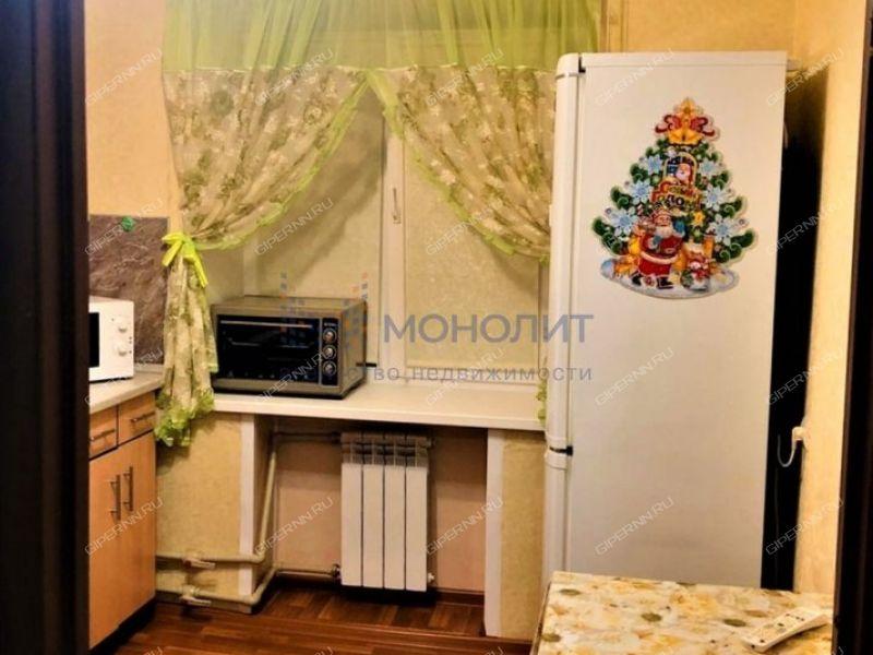 двухкомнатная квартира на улице Заводская дом 17