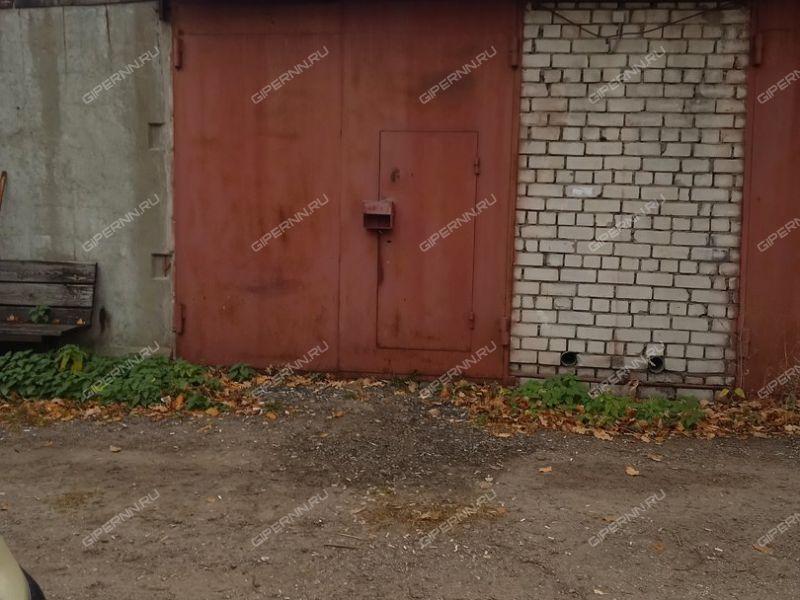 гараж на Запорожской улице