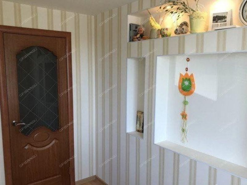 двухкомнатная квартира на улице Молодёжная дом 28 деревня Берёзовка